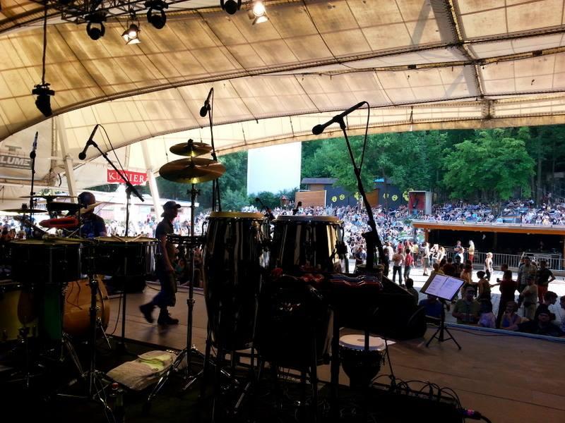 Marla Glen on tour (Nova Jazz and Blues Nights Wiesen(A))