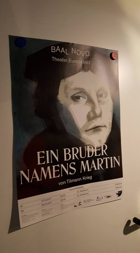 "Baal Novo on Tour ""Ein Bruder Namens Martin"""