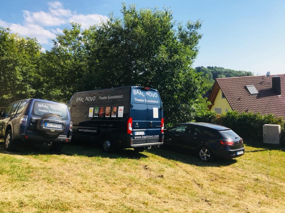 "Baal Novo on Tour ""Ein Bruder Namens Martin"""