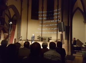 """Unterwegs mit Baal Novo """"Premiere Stadtkirche Offenburg"""""""